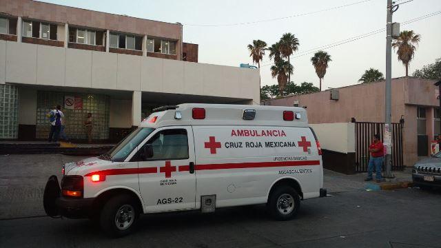 ¡Adolescente estuvo a punto de morir ahogado en una alberca en un hotel en Aguascalientes!