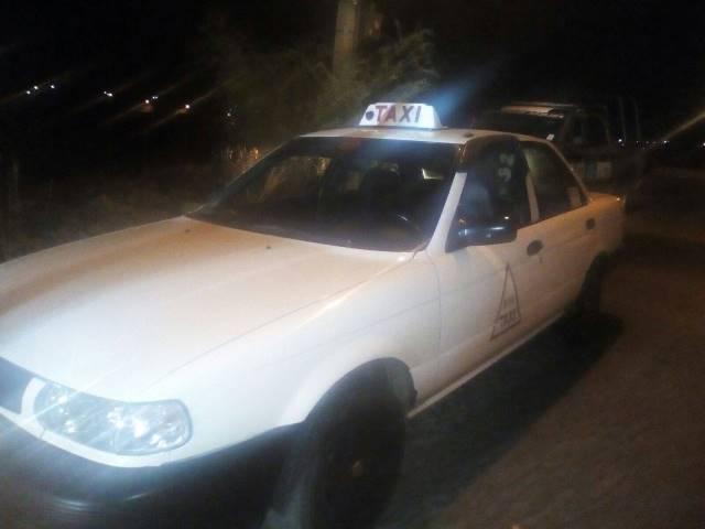 ¡Atraparon a 2 delincuentes que asaltaron a un taxista en Aguascalientes!