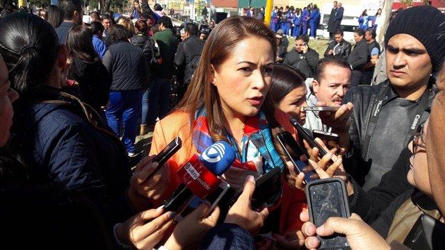¡La alcaldesa Tere Jiménez encabezará una revisión de los cuerpos de seguridad pública!