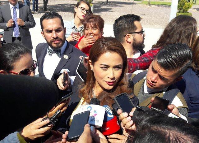¡Urge Tere Jiménez a Caasa cumplir con la distribución del vital líquido!
