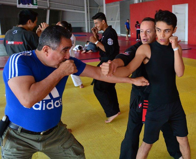 ¡Aguascalientes capital intercontinental de las artes marciales con el IMAKC 2017!