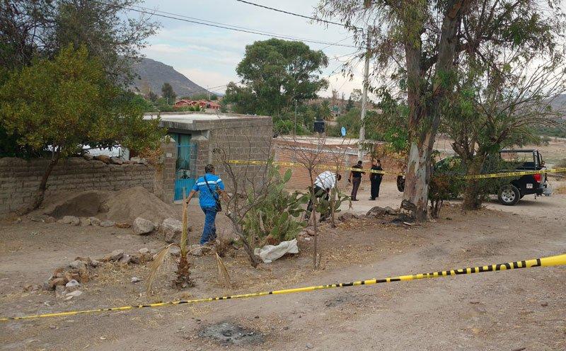 """¡Capturan a uno de los sicarios que ejecutaron a """"El Rigo"""" en Los Caños, Aguascalientes!"""