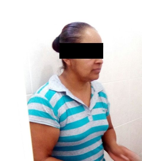 ¡Detuvieron a fámula que dañó caja fuerte de su patrón en Aguascalientes!