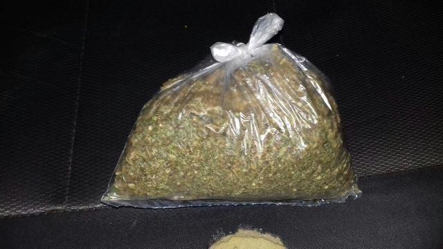 ¡Detuvieron a sujeto con 150 gramos de marihuana en Aguascalientes!