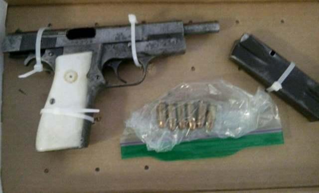 ¡Detuvieron a un sujeto con un arma de fuego en Lagos de Moreno!