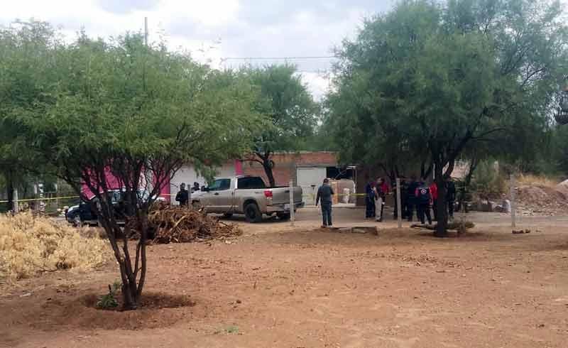¡Asesinaron a madre e hijo en Aguascalientes!
