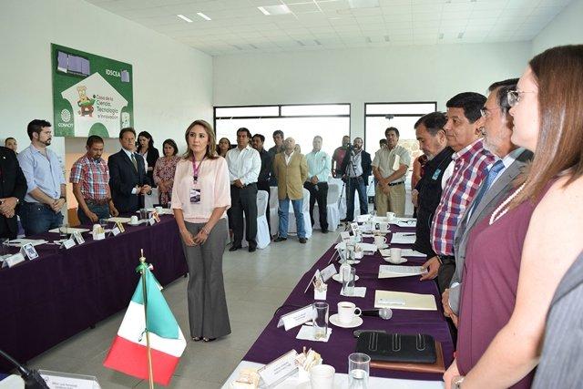 ¡Recibió Pabellón de Arteaga la primera sesión itinerante del Consejo General del IEE!