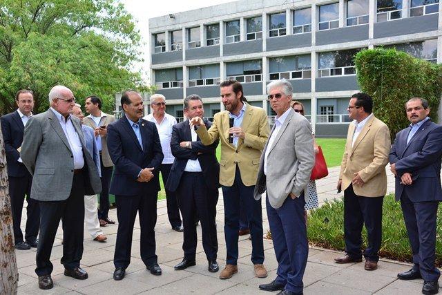 ¡Gobierno del Estado y UP construyen un pacto social por Aguascalientes!