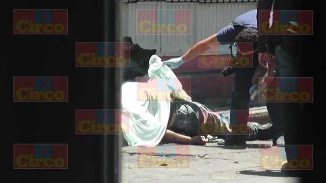 ¡Alarmante inseguridad en Fresnillo: ejecutaron a otro hombre en plena vía pública!
