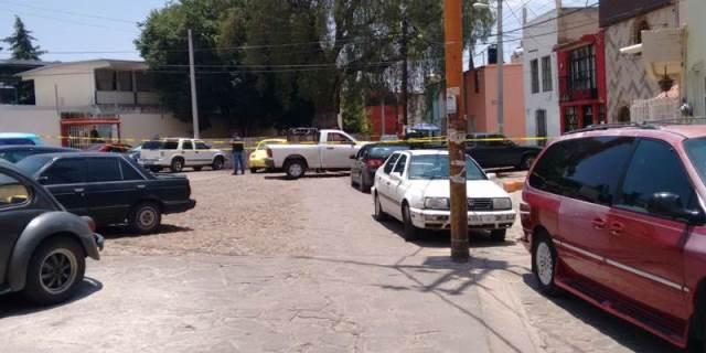 ¡Ejecutaron a padre de familia afuera de una escuela primaria en Zacatecas!