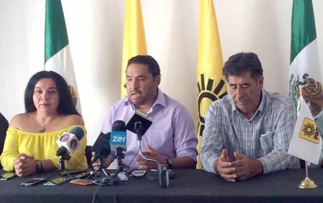 ¡Jesús Eduardo Martín Jáuregui debe a ponerse a trabajar de una vez por todas: PRD!