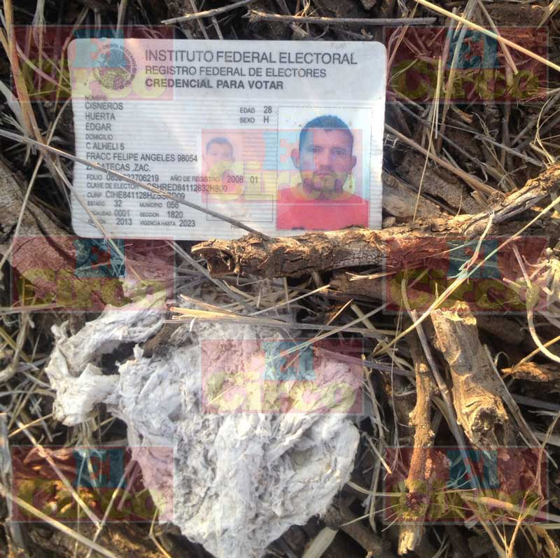 ¡Zacatecano es torturado y ejecutado en Asientos, Aguascalientes!