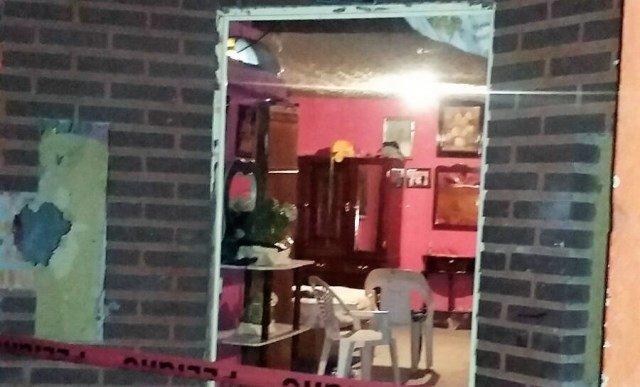 ¡Explosión en una casa en Fresnillo dejó 1 muerto y 1 mujer lesionada grave!