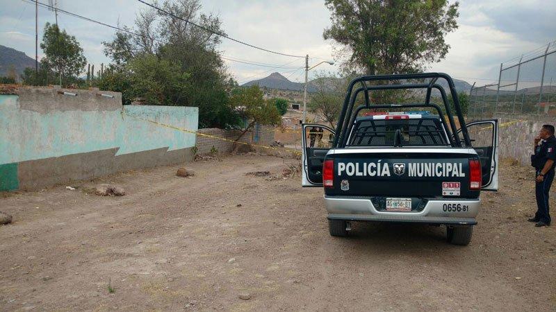 ¡Ejecutan a balazos a distribuidor de droga en Aguascalientes!