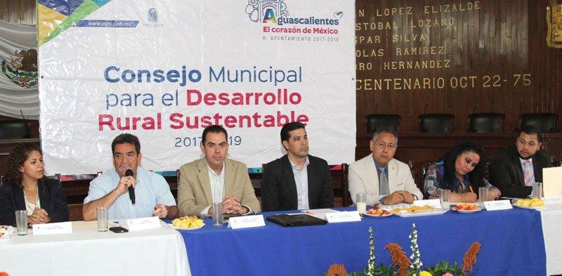 ¡Firma el Municipio convenios en beneficio de comunidades rurales!