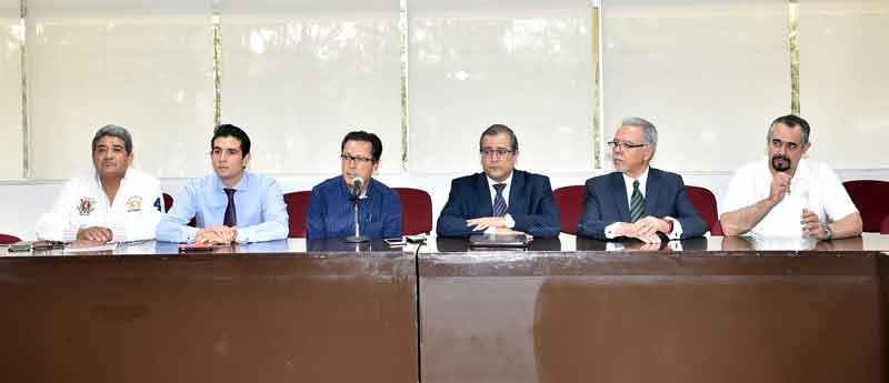¡Gobierno del Estado continúa con postura conciliadora y de diálogo ante normalistas de Cañada Honda!