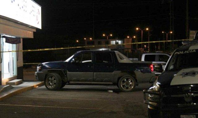 ¡Sujeto fue herido de bala tras una persecución en Guadalupe, Zacatecas!
