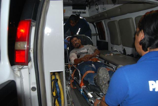 ¡Intentaron ejecutar a 2 sujetos en Aguascalientes y les dejaron un narco-mensaje!
