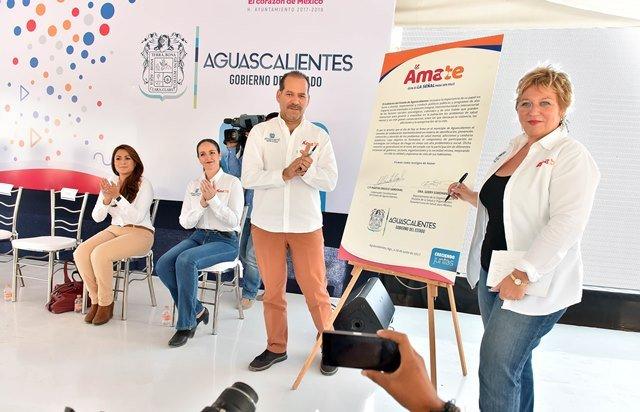 """¡Presenta Gobierno del Estado programa """"Ámate"""" para fortalecer el tejido social!"""