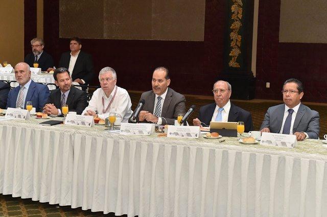 ¡Alianza con los sectores productivos para fortalecer el desarrollo de Aguascalientes!