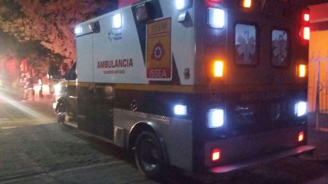 ¡Ama de hogar murió tras caerle encima un tanque de gas en su casa en Aguascalientes!