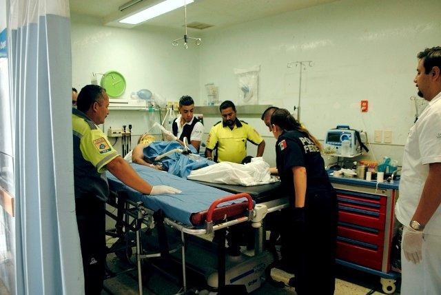 ¡Hombre murió tras caer de una motocicleta en Aguascalientes y donó sus órganos!