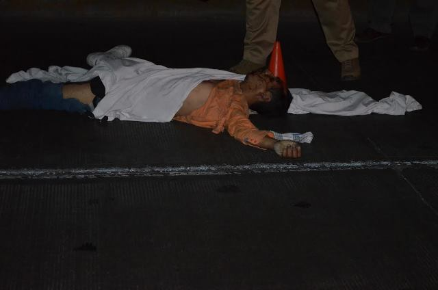 ¡Joven se mató tras un accidente en su motocicleta en Aguascalientes!