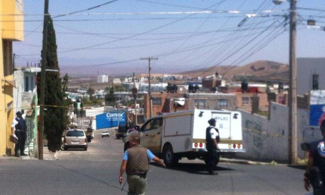 ¡Asesinó a su hijo e hirió a su esposa en el Día del Padre en Zacatecas!