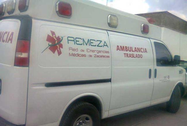 ¡Hombre murió tras un accidente de motocicleta en Juan Aldama, Zacatecas!