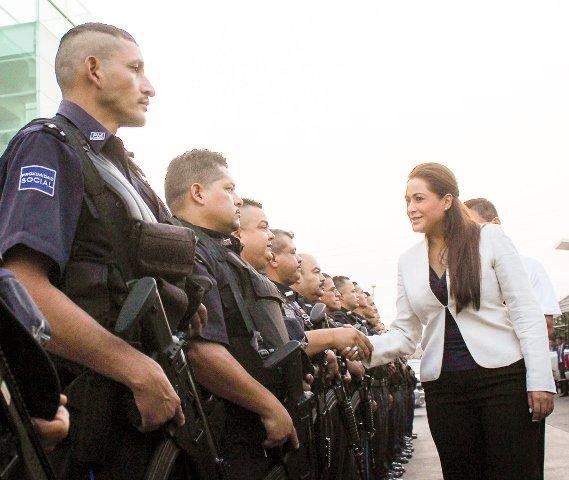 ¡La Policía Municipal de Aguascalientes se fortalecerá y dignificará!