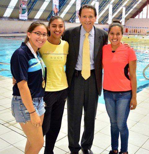 ¡Cuatro aguascalentenses al CCCAN de Polo Acuático en Trinidad y Tobago!