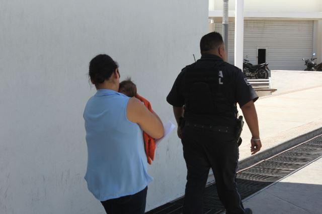 ¡Autoridades municipales rescataron a una bebé abandonada en Aguascalientes!