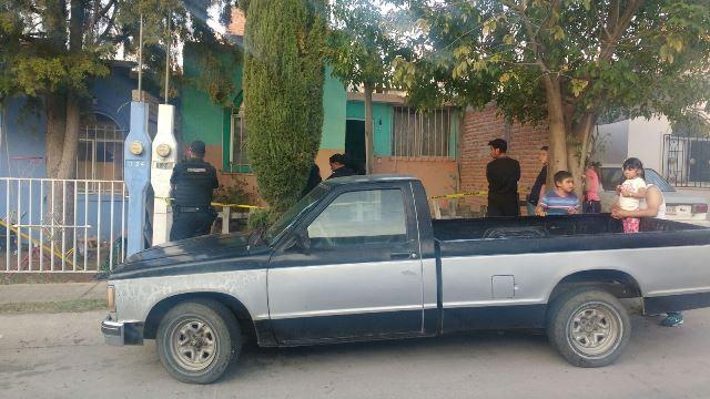 ¡Jovencita se suicidó en el patio de su casa en Aguascalientes!