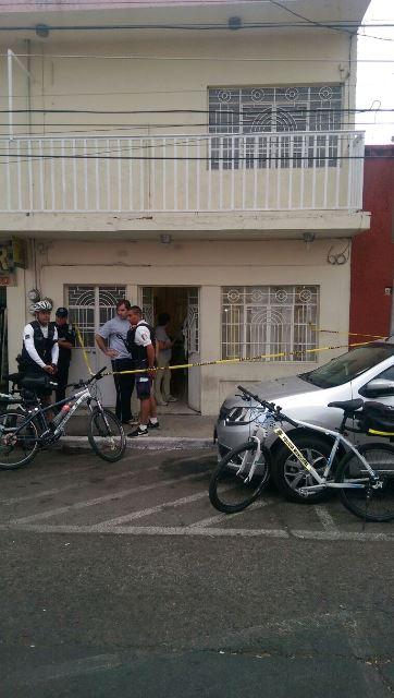 ¡Adulto mayor se suicidó de un balazo en la cara en Aguascalientes!