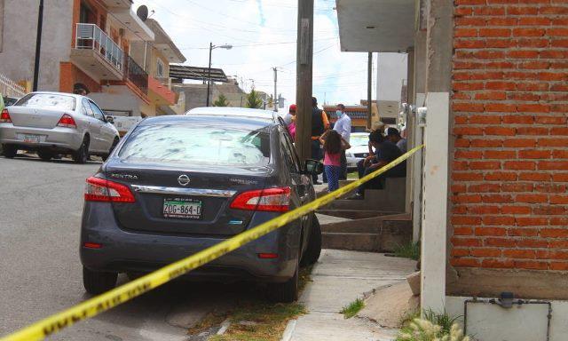 ¡Hombre se suicidó ahorcándose con el cable de una plancha en Zacatecas!