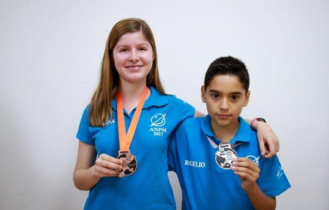 ¡Aguascalientes obtuvo segundo y tercer lugar en Olimpiada Nacional de Matemáticas!