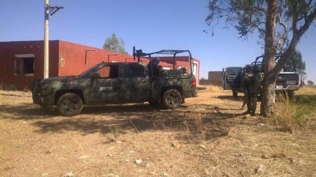 ¡Policía Estatal y Ejército Mexicano recuperan vehículos durante recorridos conjuntos de seguridad en Zacatecas!