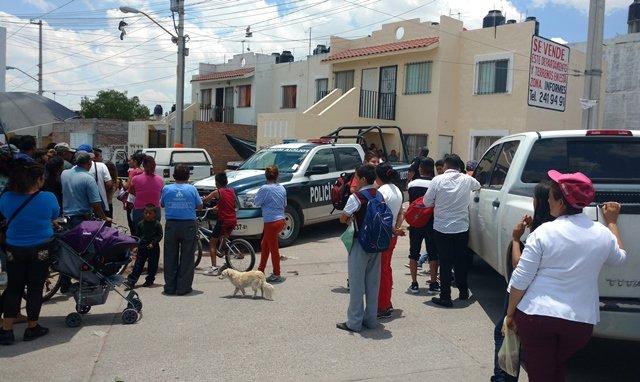 ¡Mujer fue asesinada asfixiada dentro de su domicilio en Aguascalientes!