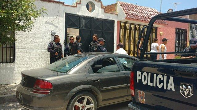 ¡Una joven asesinó a su hija y luego se suicidó en su casa en Aguascalientes!