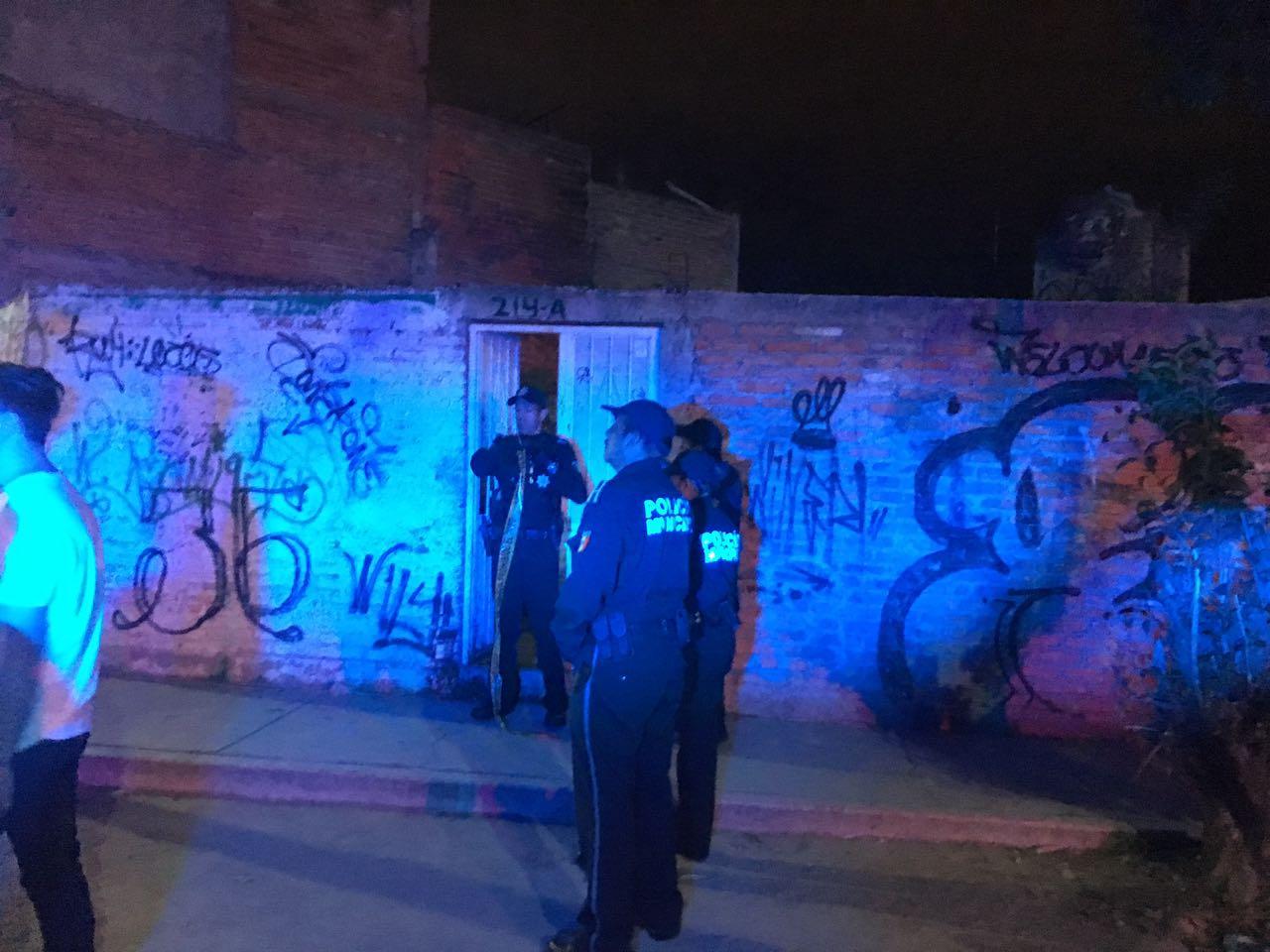 ¡Encuentran hombre putrefacto en una casa abandonada en Aguascalientes: la Fiscalía investiga!