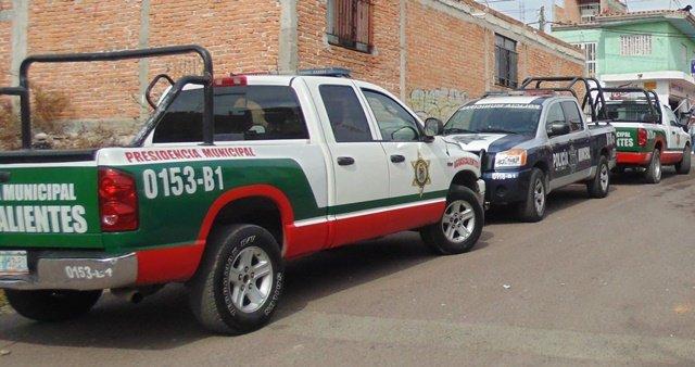 ¡Asaltan la Farmacia Guadalajara del fraccionamiento Del Valle!