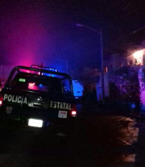 ¡Incendio domiciliario en Aguascalientes: cinco niños agonizan!