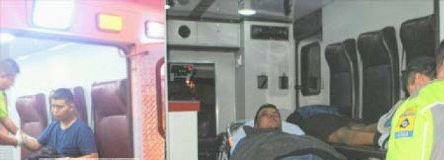 ¡Golpearon a 2 hermanos en la zona de tolerancia en Aguascalientes y fueron hospitalizados!