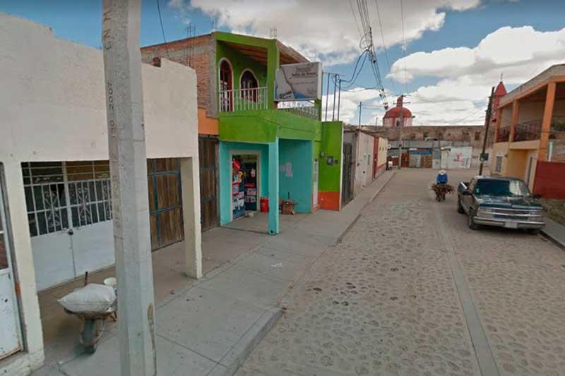 ¡Asalto a mano armada en tienda de abarrotes en la colonia San Miguel en Lagos de Moreno!