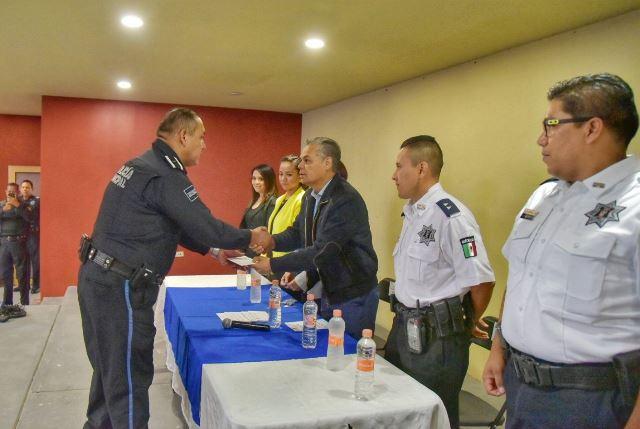 ¡Entregan gratificación económica a policías de Jesús María por buen desempeño en el cargo!