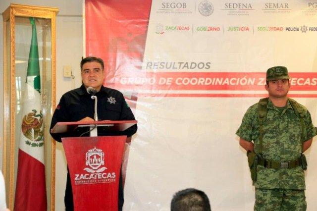 ¡Detiene PEP a 2 líderes de grupos delincuenciales de Fresnillo y el sureste de Zacatecas!