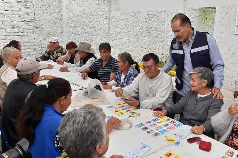 Centro CRECER de la colonia Insurgentes contribuye al fortalecimiento de su tejido social!