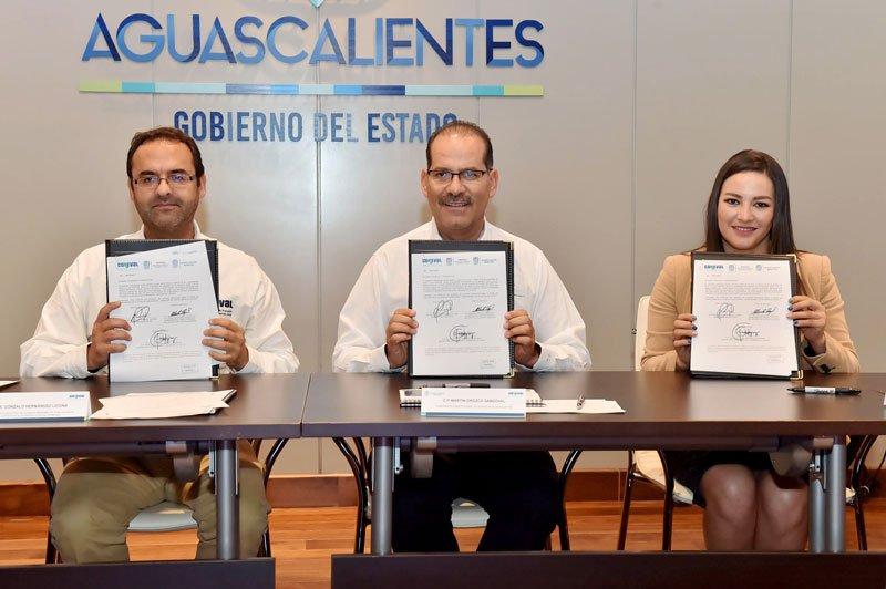 ¡CONEVAL y Gobierno del Estado firman convenio para trabajar en el abatimiento de la pobreza extrema!