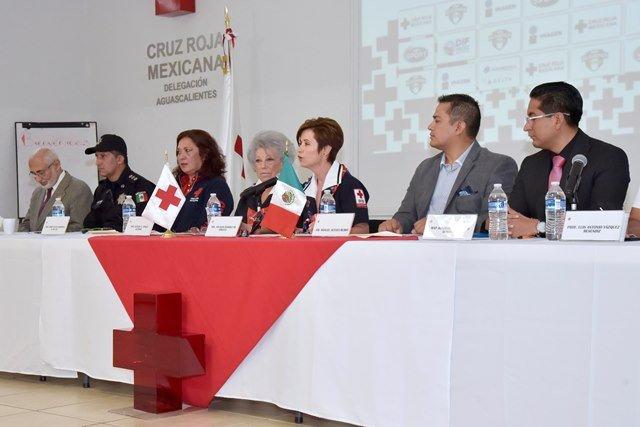 ¡Yolanda Ramírez de Orozco anuncia carrera atlética a beneficio de la Cruz Roja!