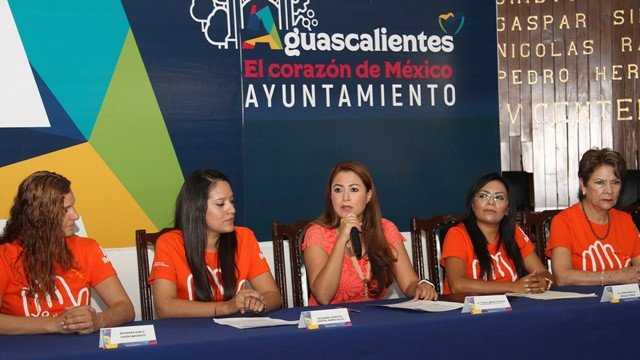 ¡Municipio de Aguascalientes impulsa acciones para combatir la violencia hacia la mujer!